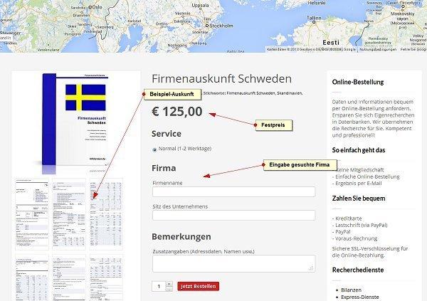 firmenauskunft-schweden-update