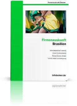 Cover Firmenauskunft Brasilien
