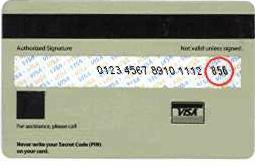 kreditkarte 3 stellige nummer