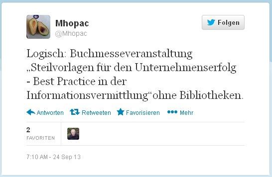 tweet-bibliotheken-infopro13
