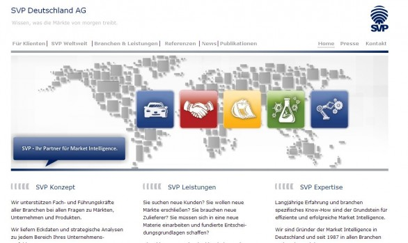SVP Deutschland AG
