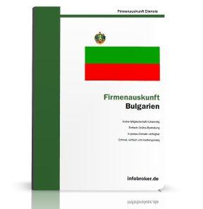 Firmenauskunft Bulgarien