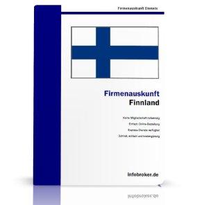 Firmenauskunft Finnland