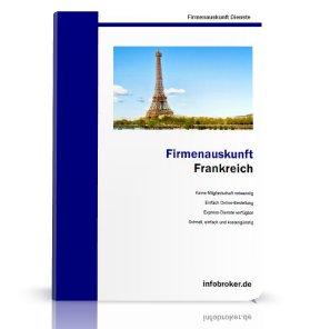 Firmenauskunft Frankreich