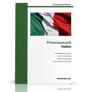 Firmenauskunft Italien