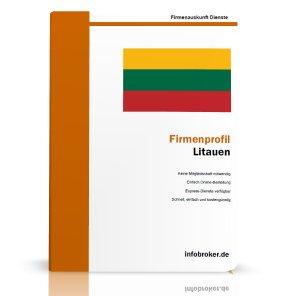 Firmenauskunft Litauen