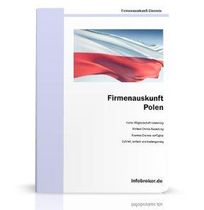 Firmenauskunft Polen