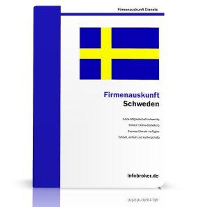Firmenauskunft Schweden