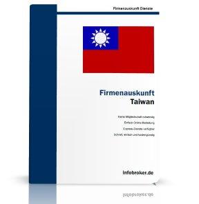 Firmenauskunft Taiwan