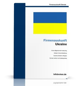 Firmenauskunft Ukraine