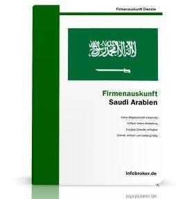 Firmenauskunft Saudi Arabien