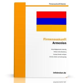 Firmenauskunft Armenien
