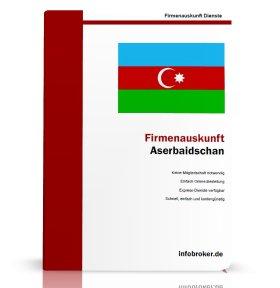 Firmenauskunft Aserbaidschan