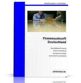 Firmenauskunft Deutschland