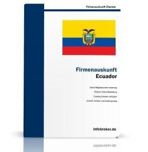 Firmenauskunft Ecuador