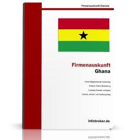 Firmenauskunft Ghana