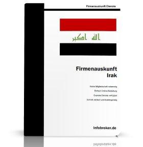 Firmenauskunft Irak