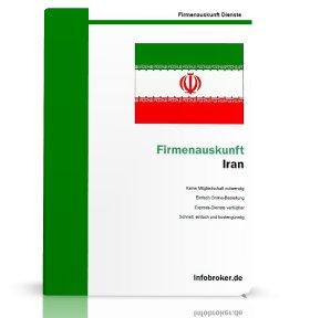 Firmenauskunft Iran