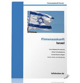 Firmenauskunft Israel