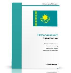 Firmenauskunft Kasachstan