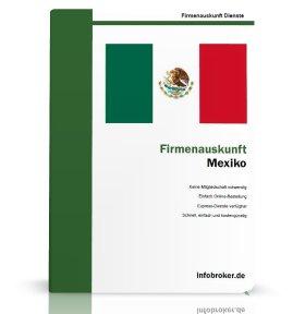 Firmenauskunft Mexiko