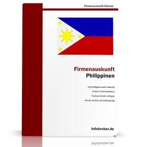 Firmenauskunft Philippinen