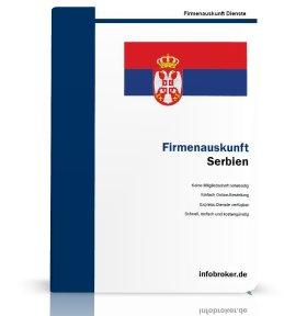 Firmenauskunft Serbien und Montenegro