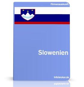 Firmenauskunft Slowenien