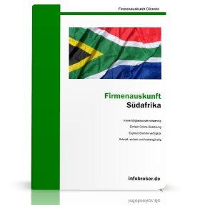 Firmenauskunft Südafrika