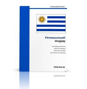 Firmenauskunft Uruguay