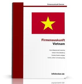 Firmenauskunft Vietnam