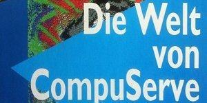 Die Welt von CompuServe