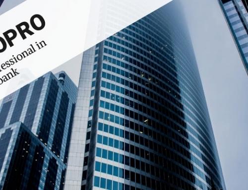 Wofür eine Industriebank einen Information Professional benötigt