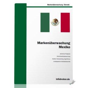 Markenüberwachung Mexiko