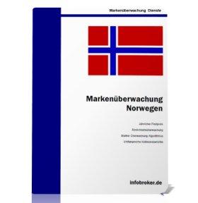Markenüberwachung Norwegen