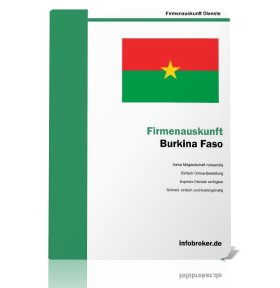 Firmenauskunft Burkina Faso