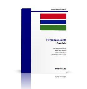 Firmenauskunft Gambia