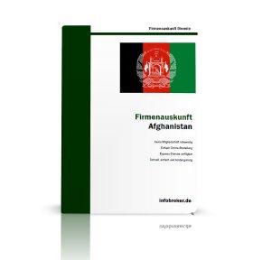 Firmenauskunft Afghanistan