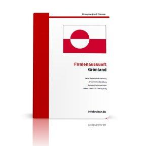 Firmenauskunft Grönland