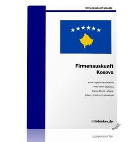 Firmenauskunft Kosovo