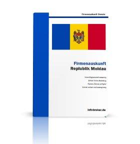 Firmenauskunft Moldau