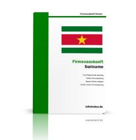 Firmenauskunft Suriname