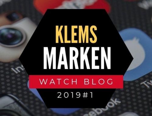 Puma für die Haare und nicht-medizinischen Kaugummis – Klems Marken Watch Blog 2019#1