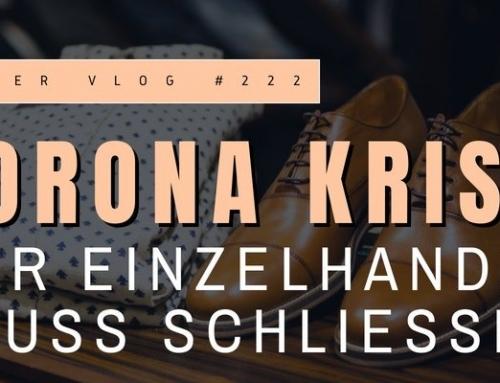 Der Einzelhandel in Bayern macht 14 Tage zu – Corona Krise infobroker vlog #222
