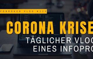 Corona Krise - Vlog