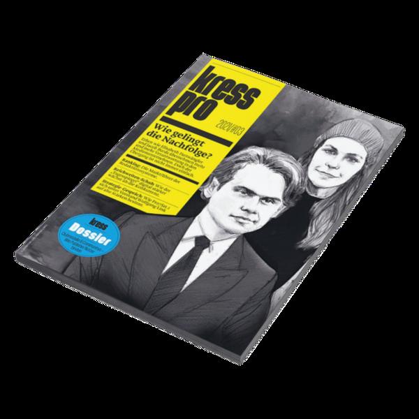 kresspro cover Ausgabe 2021 03
