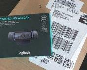 Webcam als Ersatz für ein Webinar